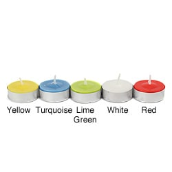 Citronella Tealight Candles (Case of 100)