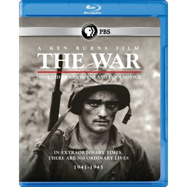 Ken Burns: The War (Blu-ray Disc)