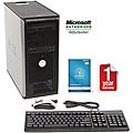 Dell Optiplex 755 Intel Core 2 Duo 2.33GHz CPU 4GB RAM 250GB HDD Windows 10 Pro Minitower PC (Refurbished)