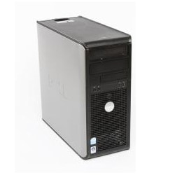 Dell Optiplex 755 Intel Core 2 Duo 2.33GHz CPU 2GB RAM 160GB HDD Windows 10 Home Minitower Computer (Refurbished) - Thumbnail 1