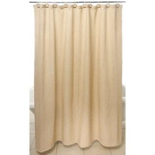 'Ellie' Cotton Shower Curtain