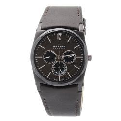 Skagen Men's Brown Dial Watch