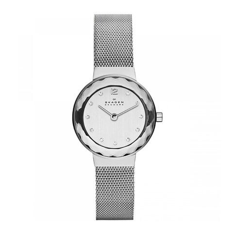 Skagen Women's 456SSS Stainless Steel Watch - silver