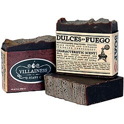 Villainess Soaps 'Dulces en Fuego' Body Soap