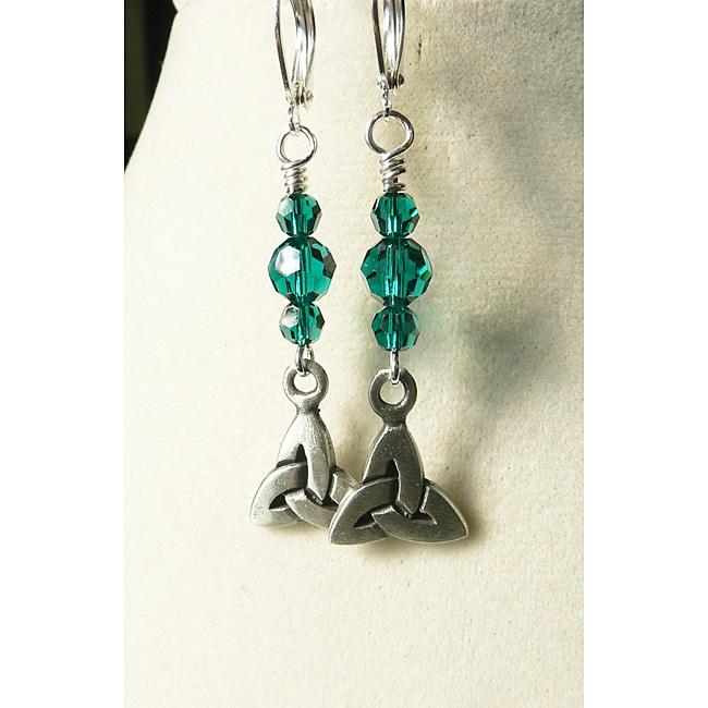 'Kayleigh' Crystal Earrings