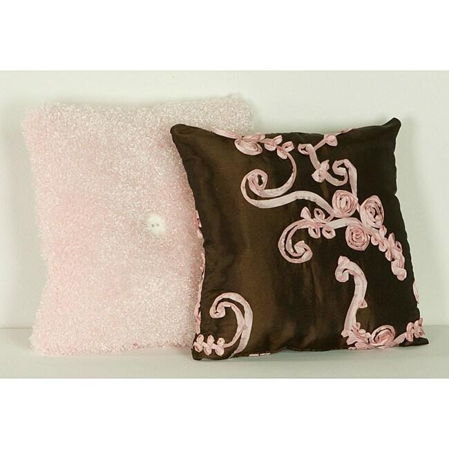 Cotton Tale Cupcake Pillows (Set of 2)