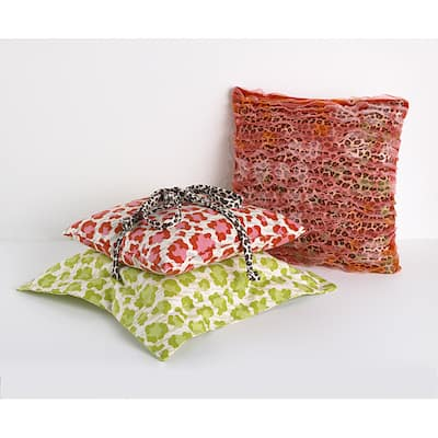 Cotton Tale Here Kitty Kitty Decorative Pillows (Set of 3)