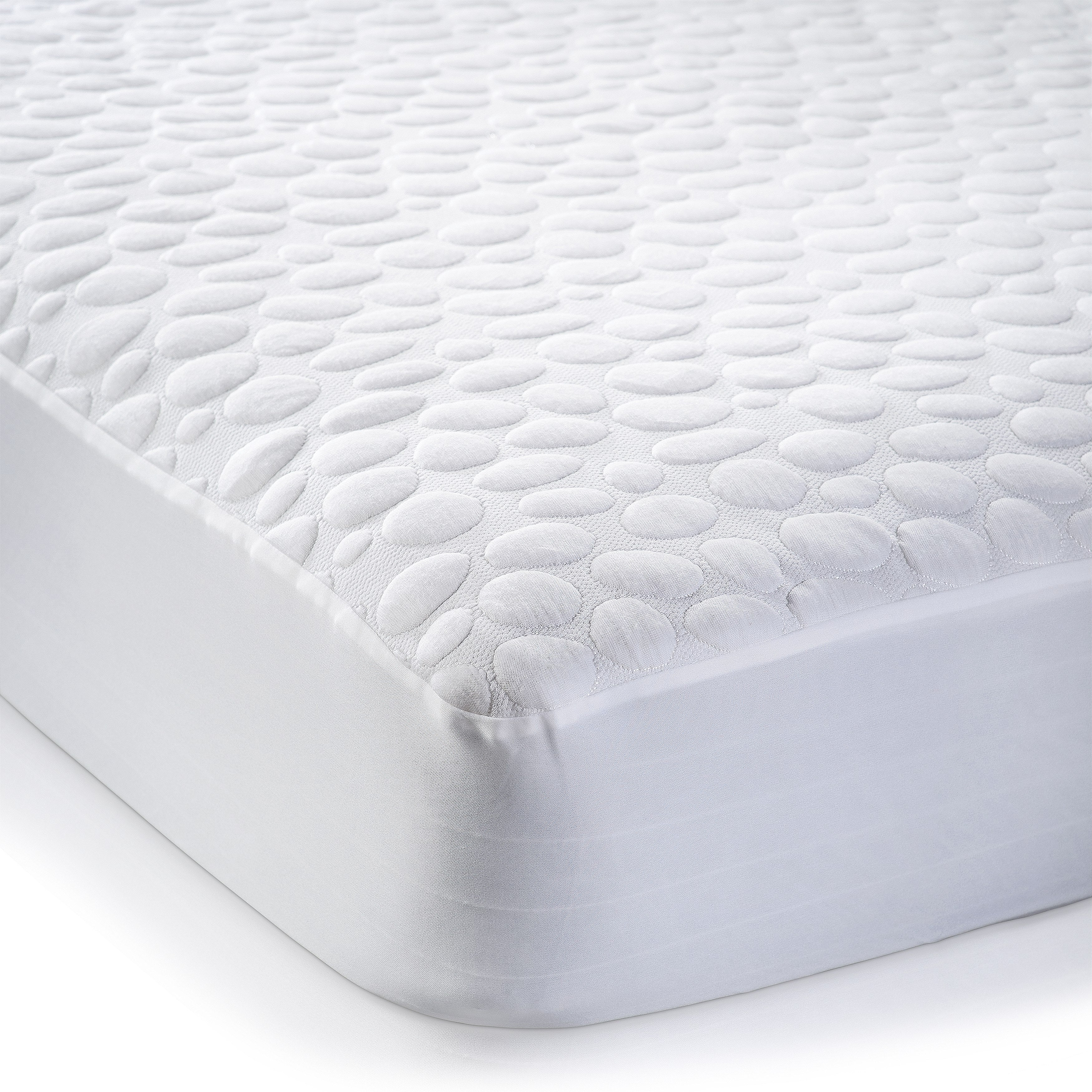 American Baby Company Waterproof Fitted Quilted Mattress Pad Multiple Variations