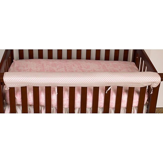 Cotton Tale Girl's Heaven Sent Crib Rail Guard