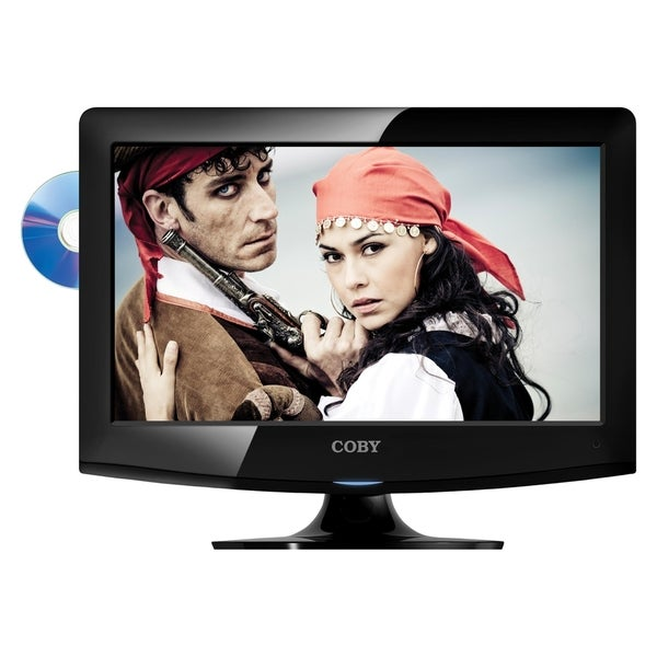 "Coby LEDVD1596 15.6"" TV/DVD Combo - 16:9"