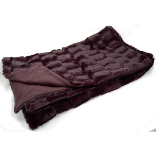 Roberto Amee Faux Fur Throw (Case of 12)