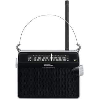 Sangean FM / AM Compact Analogue Tuning Portable Receiver|https://ak1.ostkcdn.com/images/products/6532368/P14115925.jpg?impolicy=medium