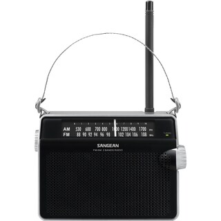 Sangean FM / AM Compact Analogue Tuning Portable Receiver