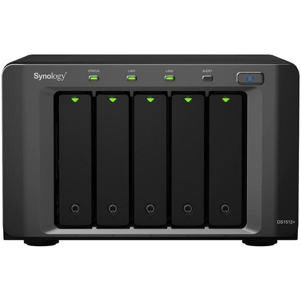 Synology DiskStation DS1512+ NAS Server