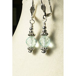'Shelby' Glass Bead Earrings