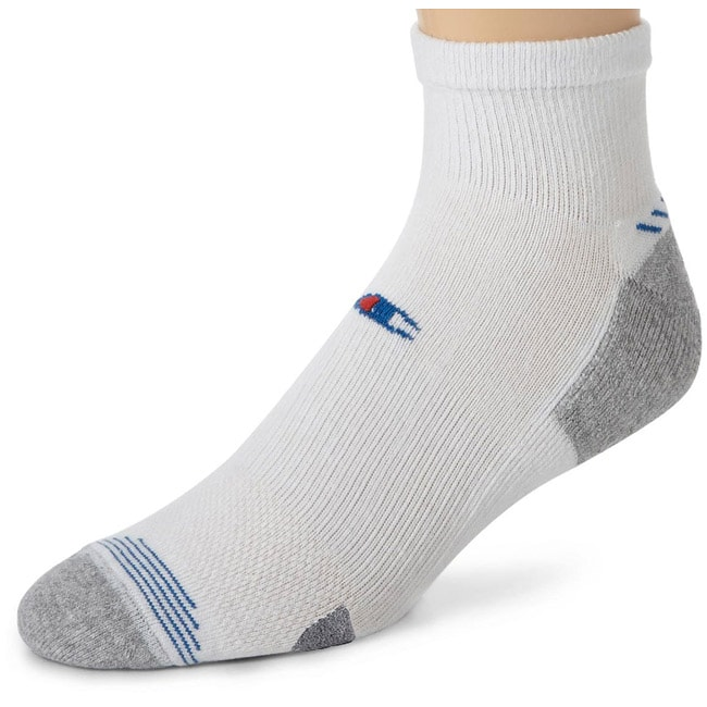 Champion Mens Pack Of 3 Pairs Of Ankle Socks Men's Clothing