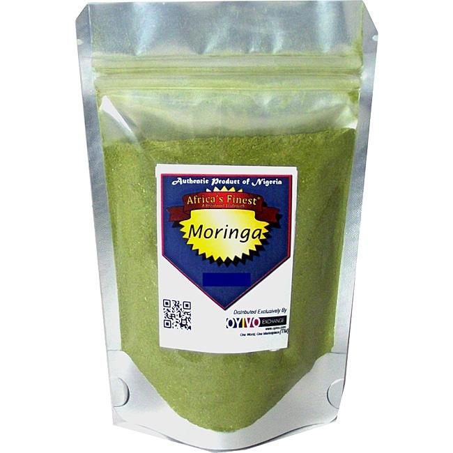 Africa's Finest 16-ounce Moringa Leaf Powder (Nigeria)