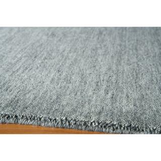 Loft Studio Blue Lagoon Hand-Loomed Wool Rug (5' x 8')