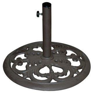 Link to TropiShade Cast Iron Umbrella Base Similar Items in Patio Furniture