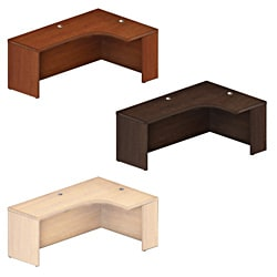 Mayline Aberdeen Extended Right Corner Desk Shell (72-inch)