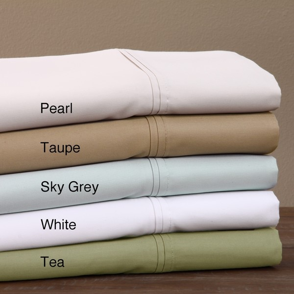 600 Thread Count Sa Supima Cotton Sheet Set Free Shipping Today 6534823