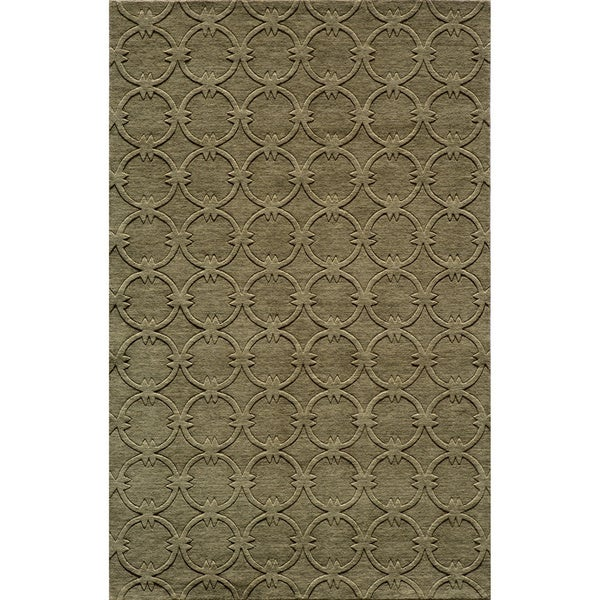 Momeni Gramercy Hand-Loomed Wool Rug (7'6 X 9'6) - 7'6 x 9'6