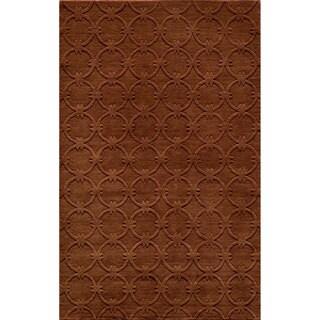 "Momeni Gramercy Hand-Loomed Wool Rug - 7'6"" x 9'6"""