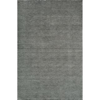 """Loft Studio Blue Lagoon Hand-Loomed Wool Rug (9'6"""" x 13'6"""")"""