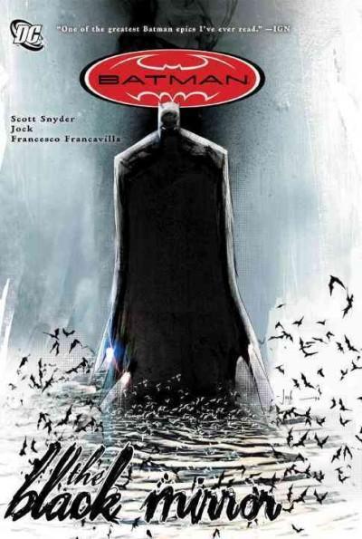 Batman: The Black Mirror (Paperback)