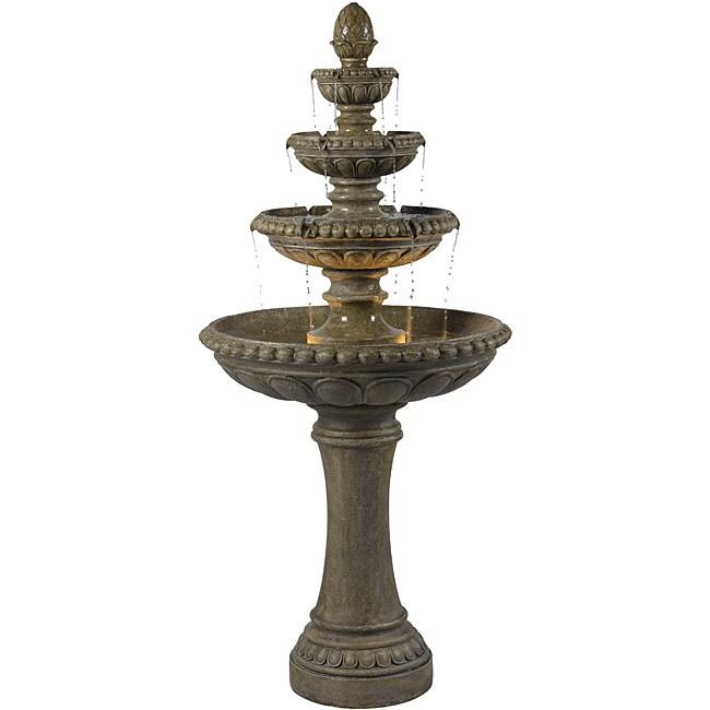 Thaumas Outdoor Floor Fountain