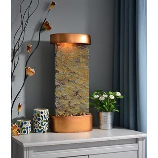 Potamoi Table/ Wall Fountain|https://ak1.ostkcdn.com/images/products/6537290/P14120058.jpg?impolicy=medium