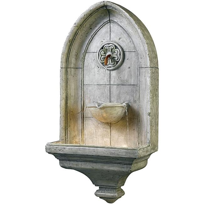 Psamathe Wall Fountain