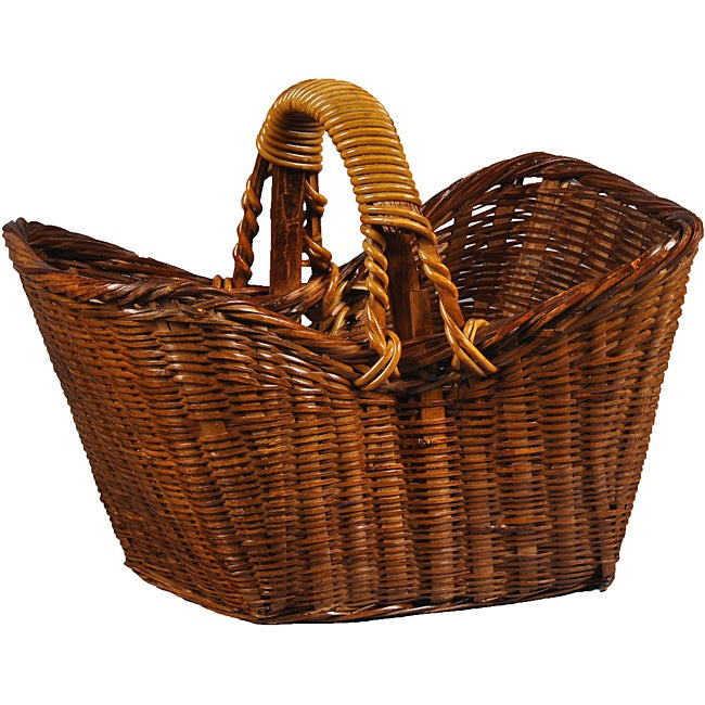 Bamboo Egg Basket