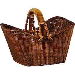 Bamboo Egg Basket