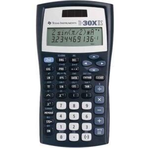 Texas Instruments TI-30X IIS Scientific Calculator