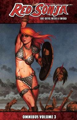 Red Sonja Omnibus 3 (Paperback)