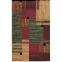 Clay Alder Home Bethany Color Block Multi Rug - 5' x 8'