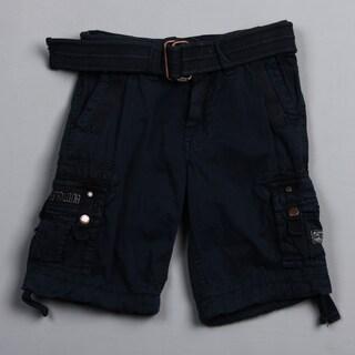 Buffalo by David Bitton Big Boy's Derby Twill Cargo Shorts