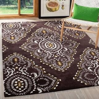 Safavieh Handmade Wyndham Shubhra Modern Wool Rug