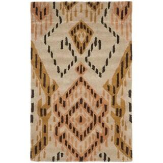Safavieh Handmade Wyndham Aminata Modern Wool Rug