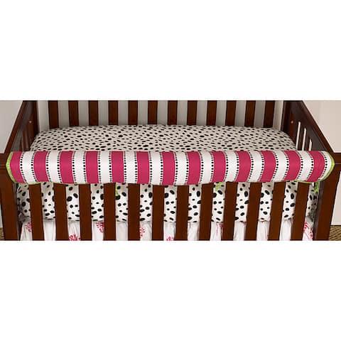 Cotton Tale Hottsie Dottsie Crib Rail Guard