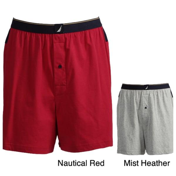 Nautica Men's Knit Boxers