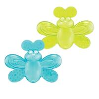 Sassy Water-filled Teethers (Pack of 2)
