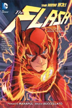 The Flash 1: Move Forward the New 52 (Hardcover)