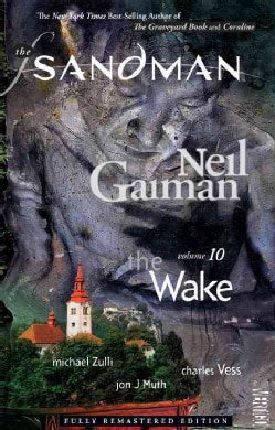 The Sandman 10: The Wake (Paperback)