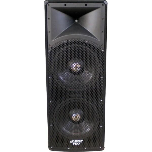 PylePro PADH124 600 W RMS - 1200 W PMPO Speaker - 3-way - 1 Pack