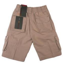 Fubu Toddler Boy's Dark Khaki Cargo Short