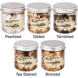 Stampendous Fran-tage Pearlized Natural Mica Fragments for Crafting