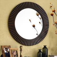 Palm Canyon Karlisa Bronze Wall Mirror