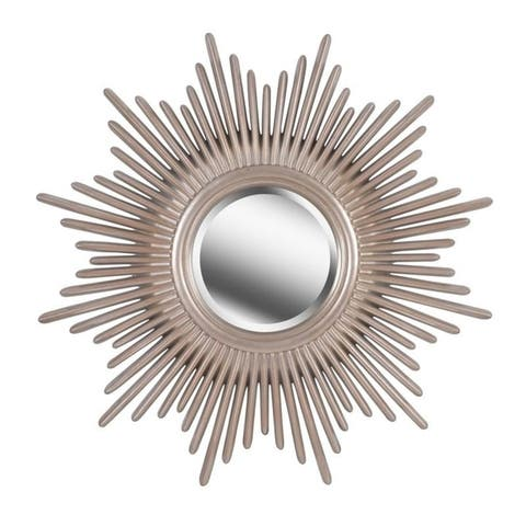 "Artemis 36-inch Sunburst Wall Mirror - 36"" x 36"""